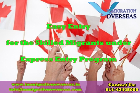 Skilled Migrants - Express Entry Program
